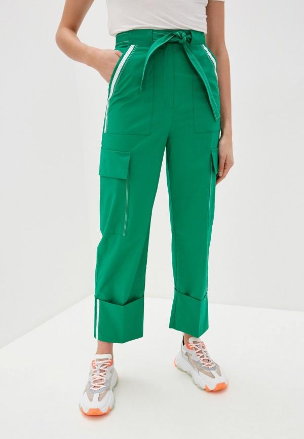 женские брюки beatrice.b, зеленые