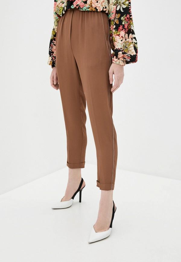 женские повседневные брюки beatrice.b, коричневые