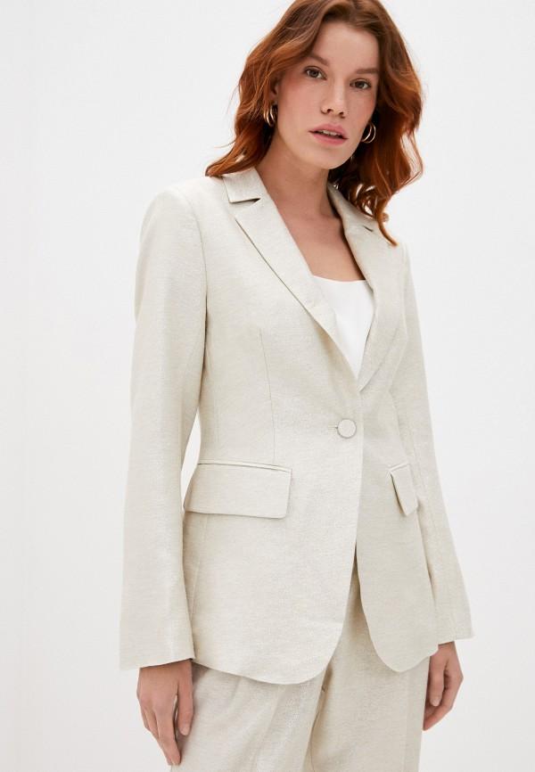 женский пиджак beatrice.b, бежевый