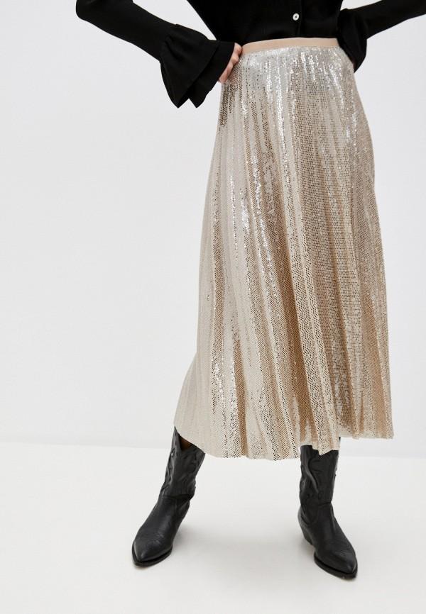 женская юбка beatrice.b, золотая
