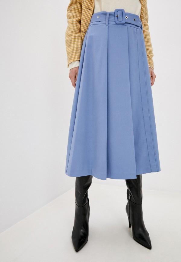 женская юбка beatrice.b, голубая