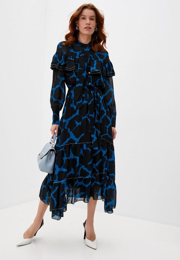женское повседневные платье beatrice.b, черное