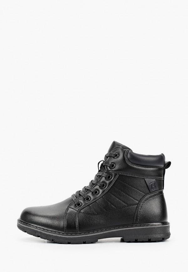 Ботинки Berten Berten BE095ABGMYJ2 цена