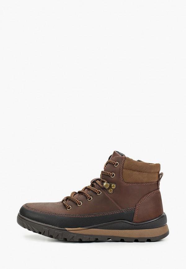 Ботинки Berten Berten BE095ABGMYJ3 цена