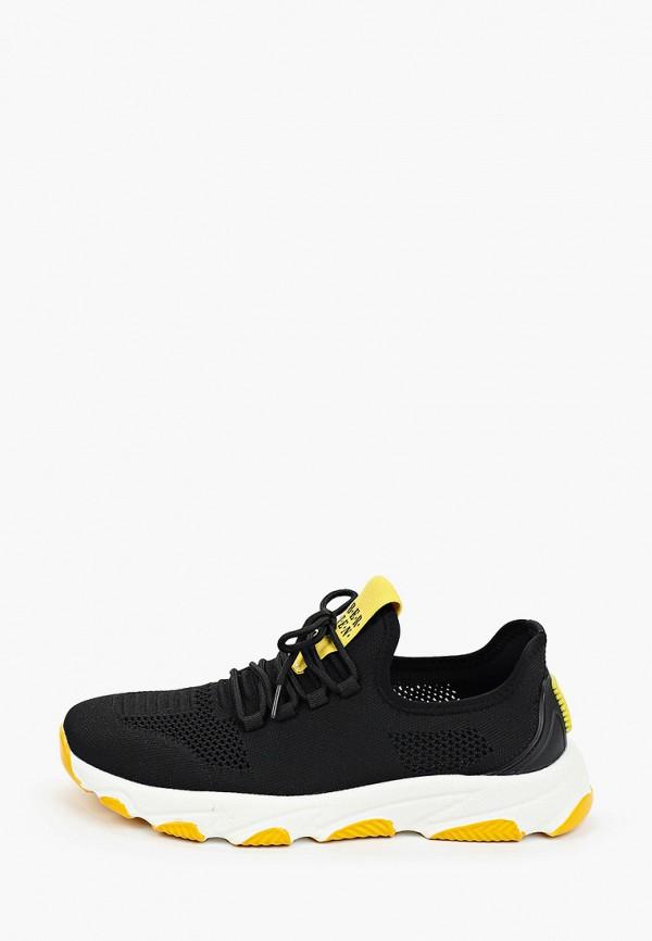 мужские кроссовки berten, черные