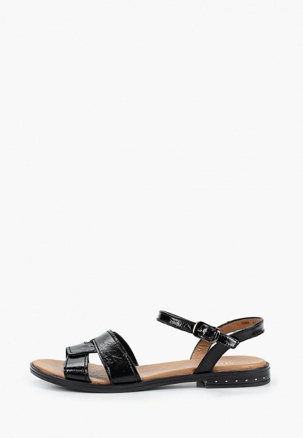 женские сандалии belwest, черные