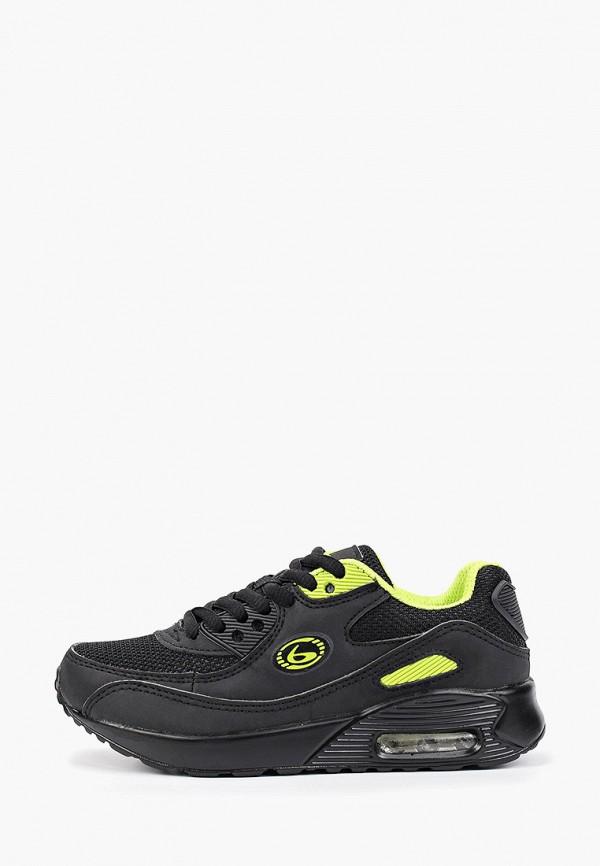 кроссовки beppi для мальчика, черные