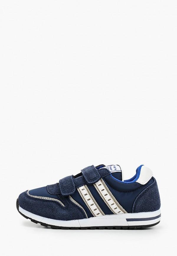 кроссовки beppi для мальчика, синие