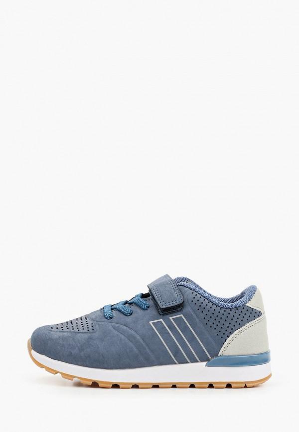 кроссовки beppi для мальчика, голубые