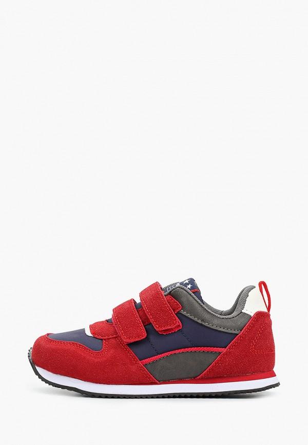 кроссовки beppi для мальчика, разноцветные