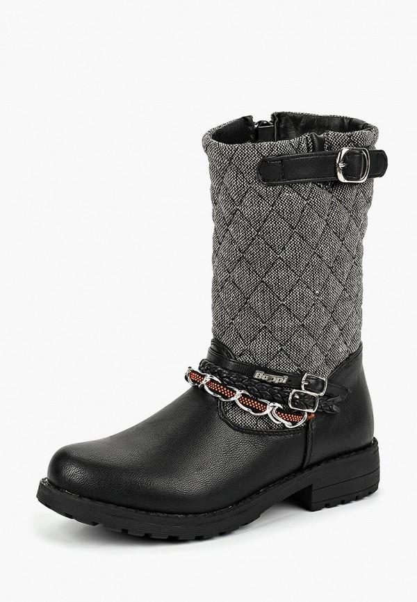 Купить Сапоги Beppi, BE099AGCBLA6, черный, Осень-зима 2018/2019