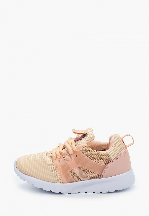 кроссовки beppi для девочки, розовые