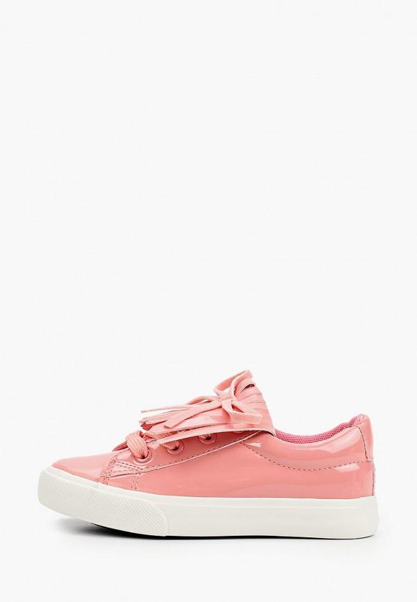 кеды beppi для девочки, розовые