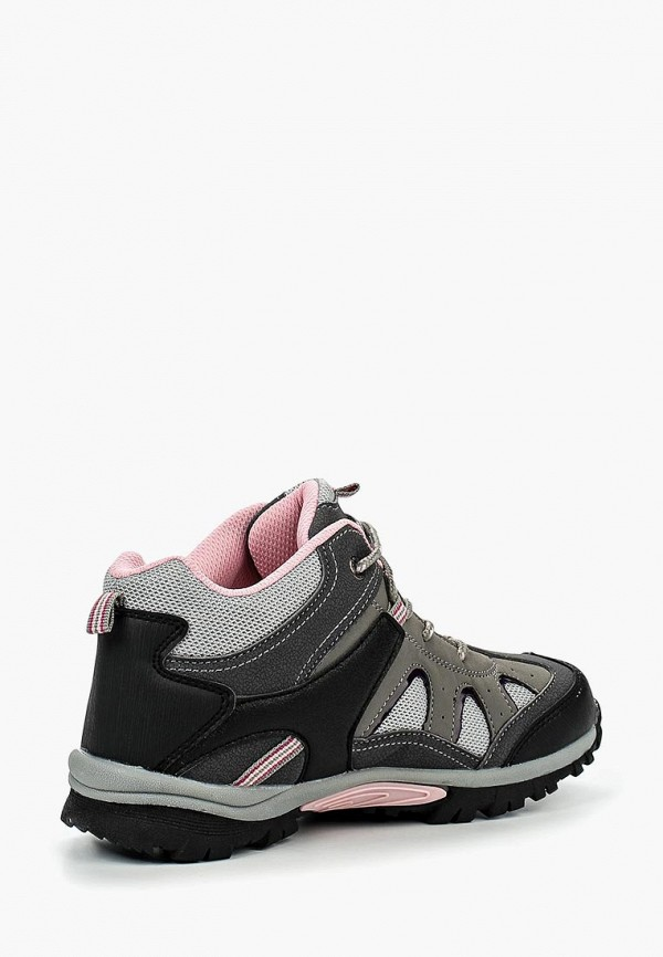 Фото 2 - Ботинки Beppi серого цвета