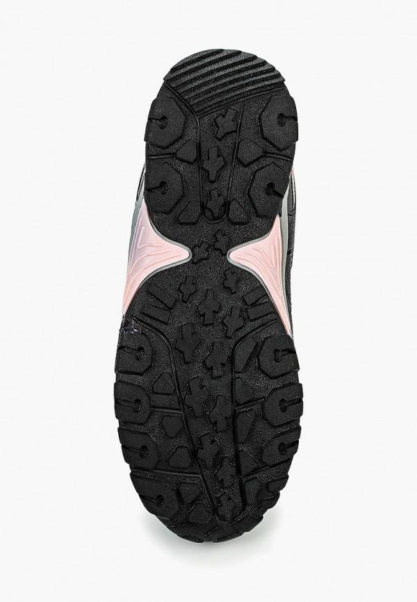 Фото 3 - Ботинки Beppi серого цвета