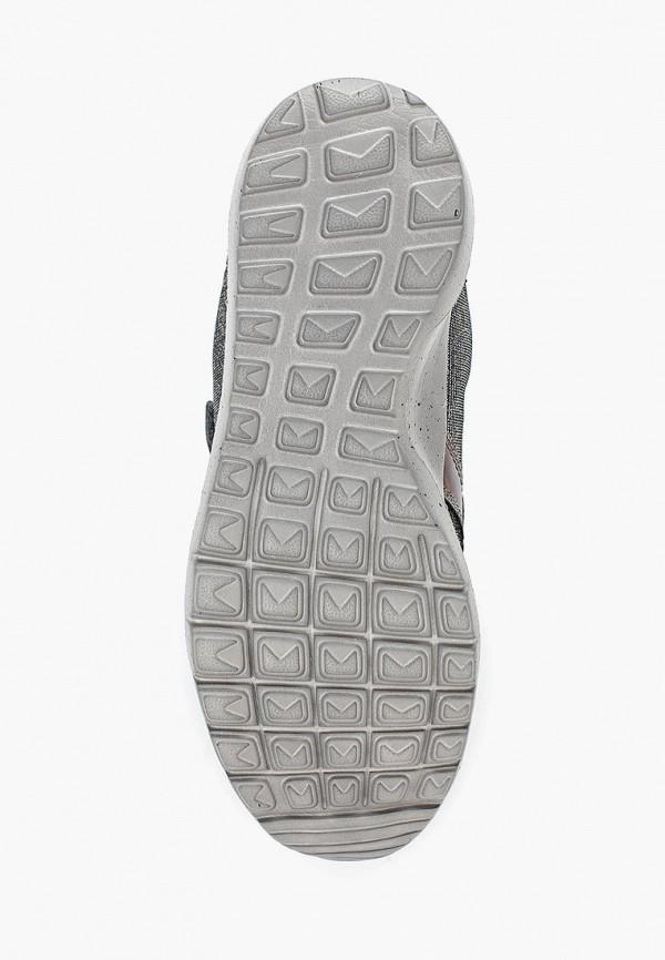 Фото 3 - Кроссовки Beppi серебрянного цвета