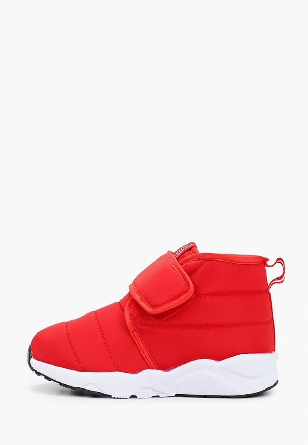ботинки beppi малыши, красные