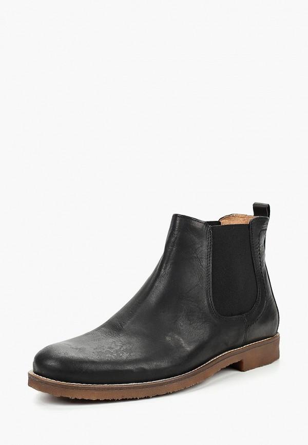 мужские ботинки beppi, черные