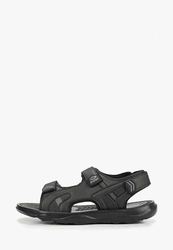 мужские сандалии beppi, черные
