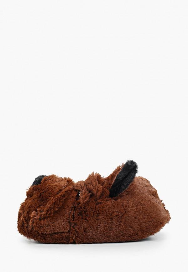 мужские тапочки beppi, коричневые