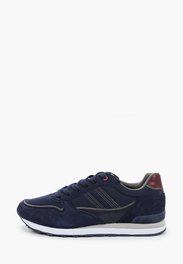 мужские кроссовки beppi, синие