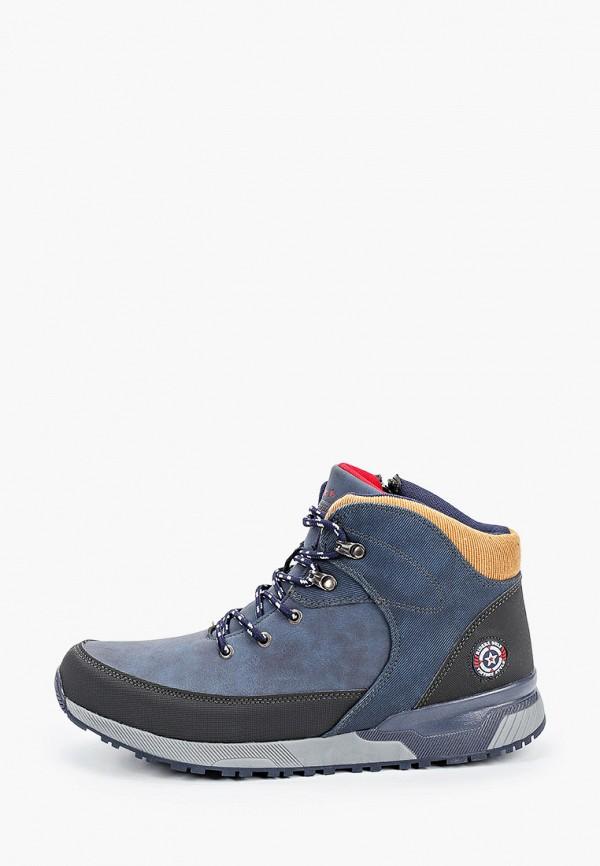 мужские ботинки beppi, синие