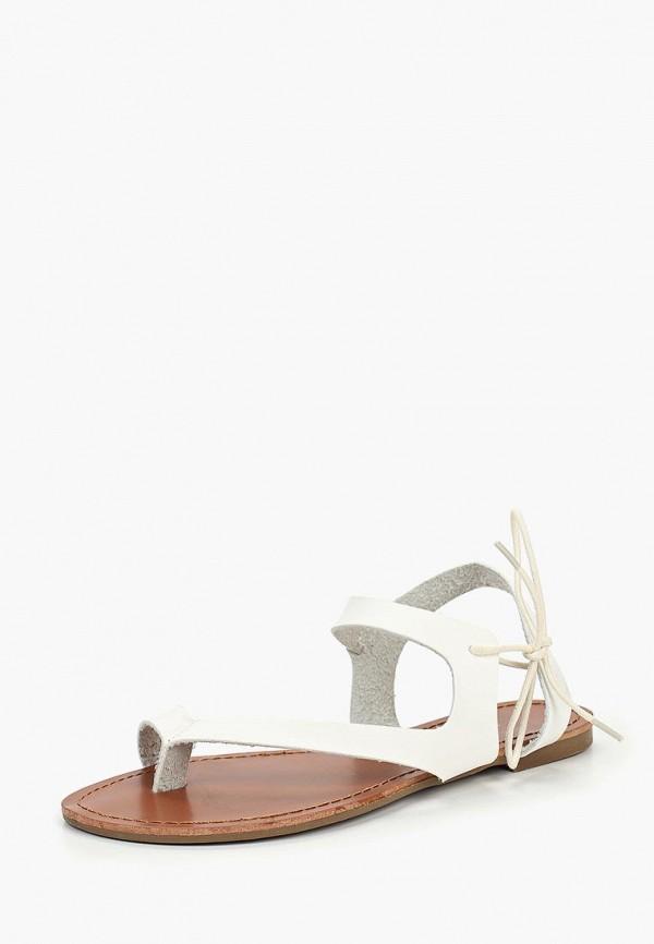 Фото 2 - женские сандали Beppi белого цвета