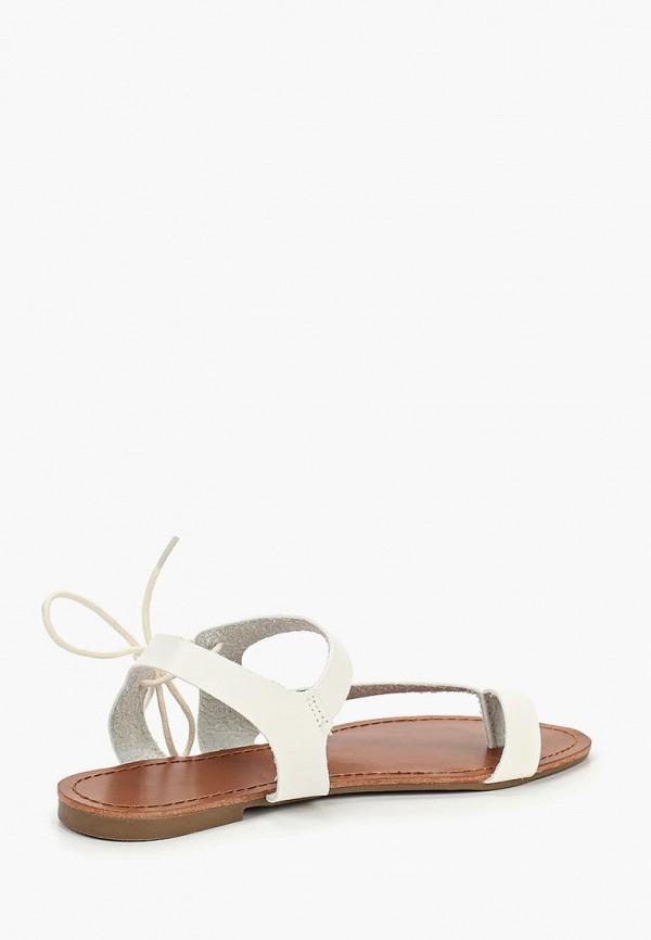 Фото 3 - женские сандали Beppi белого цвета