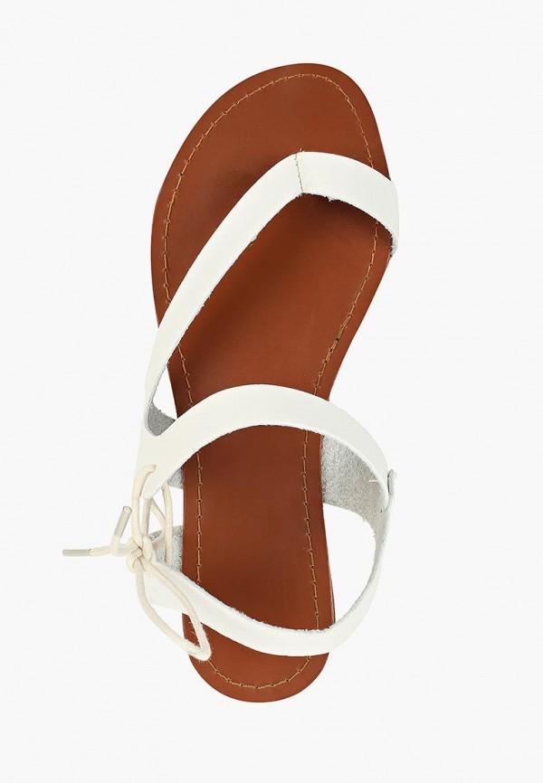 Фото 4 - женские сандали Beppi белого цвета