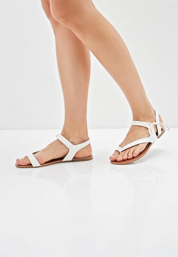 Фото 6 - женские сандали Beppi белого цвета