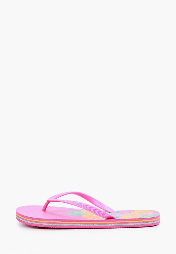 женские сланцы beppi, розовые