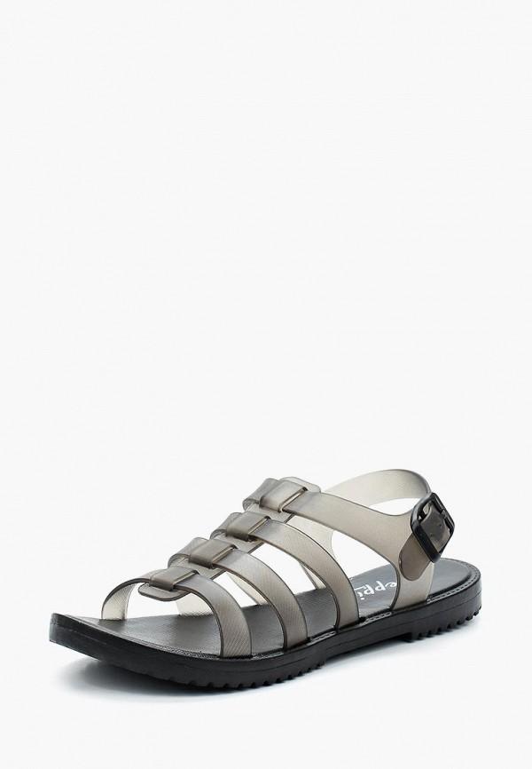 женские сандалии beppi, черные