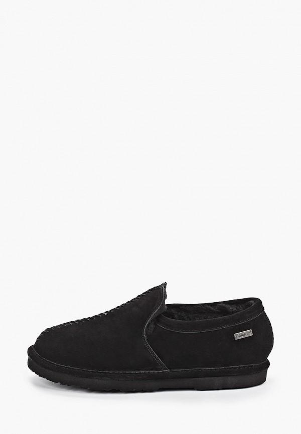 мужские ботинки bearpaw, черные