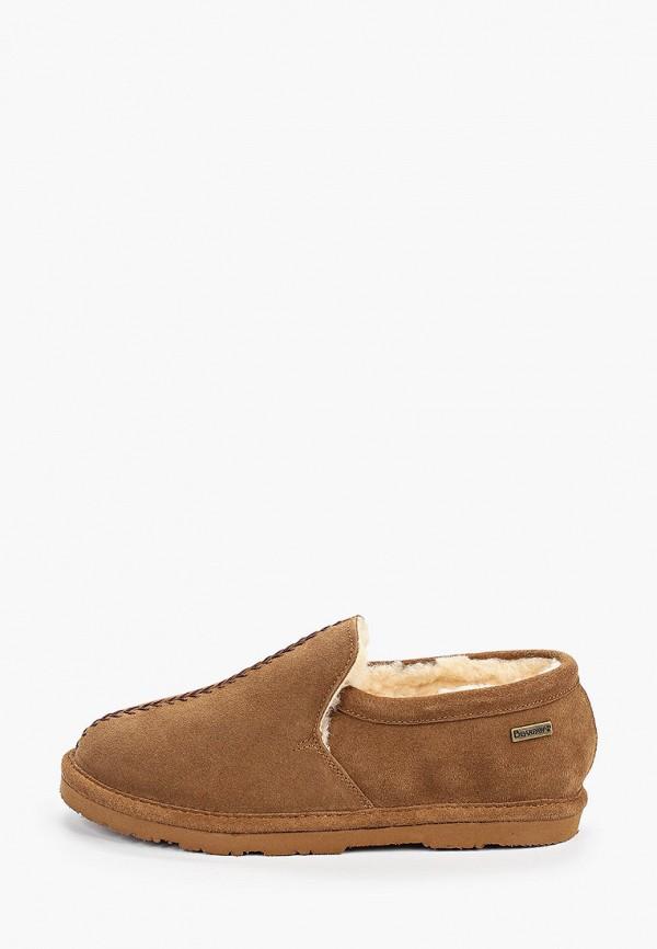 мужские ботинки bearpaw, бежевые