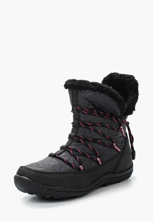 Купить Ботинки Bearpaw, BE223AWYBR63, черный, Осень-зима 2017/2018