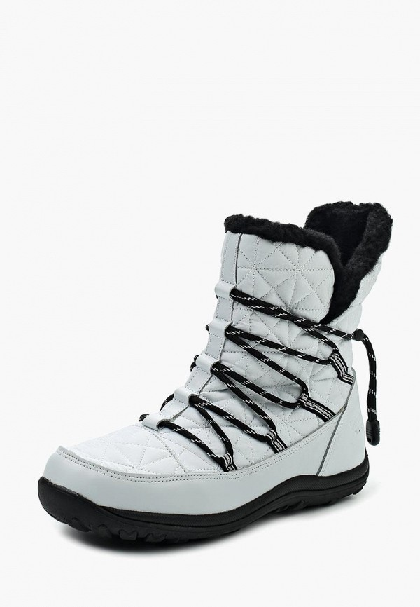 мужские ботинки bearpaw, белые