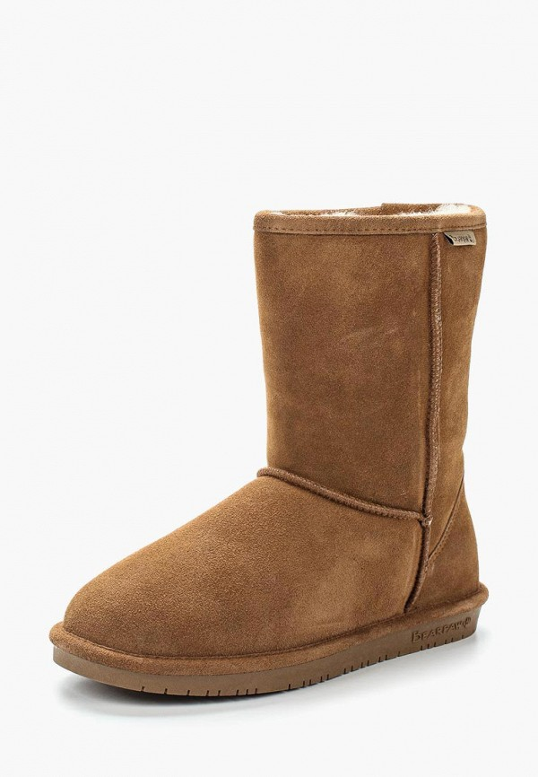 Полусапоги Bearpaw Bearpaw BE223AWYBR67 полусапоги bearpaw bearpaw be223awkw269