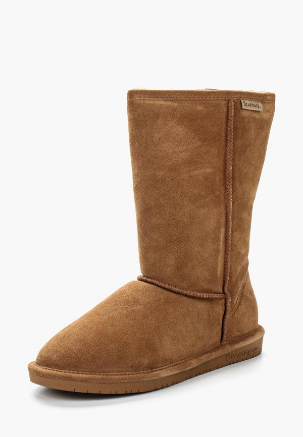 Полусапоги Bearpaw Bearpaw BE223AWYBR69 полусапоги bearpaw bearpaw be223awkw269