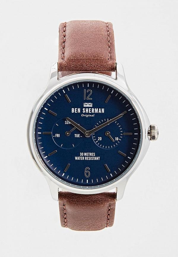 Часы Ben Sherman Ben Sherman BE376DMDCKM2 часы ben sherman ben sherman be376dmdcko5