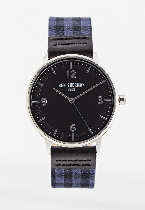мужские часы ben sherman, серые