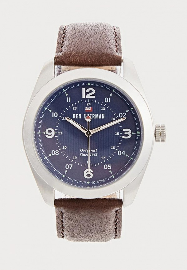 Часы Ben Sherman Ben Sherman BE376DMDVIS5 часы ben sherman ben sherman be376dmdcko5