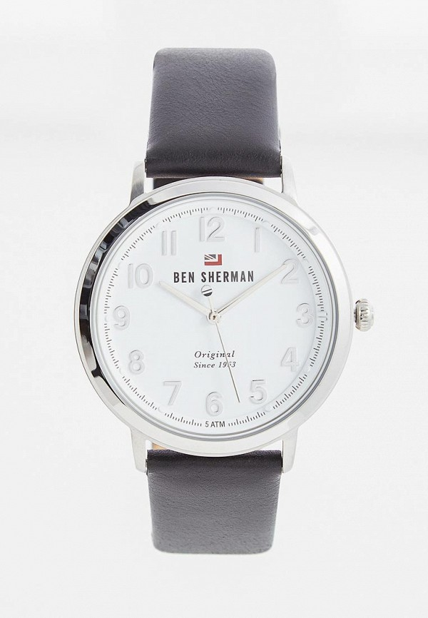 мужские часы ben sherman, белые