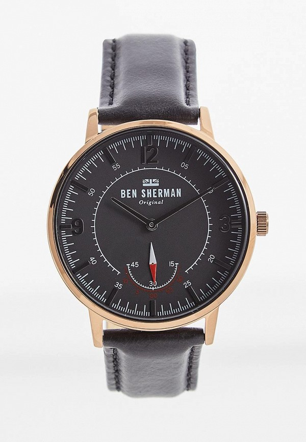 мужские часы ben sherman, черные