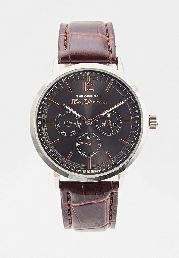 мужские часы ben sherman, коричневые