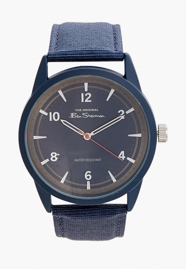 мужские часы ben sherman, синие