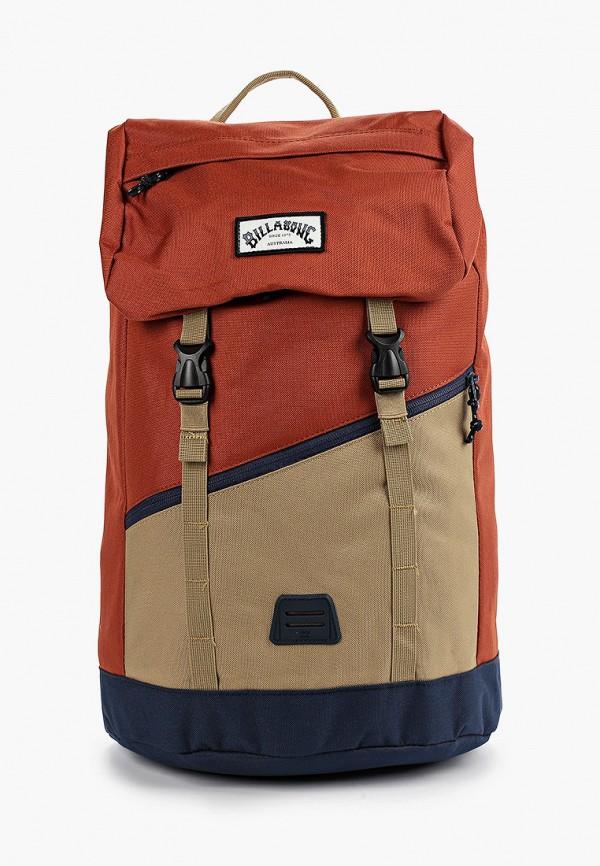 мужской рюкзак billabong, коричневый