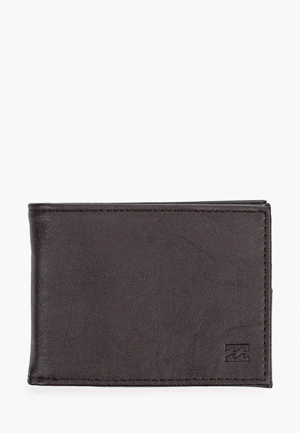 мужской кошелёк billabong, коричневый
