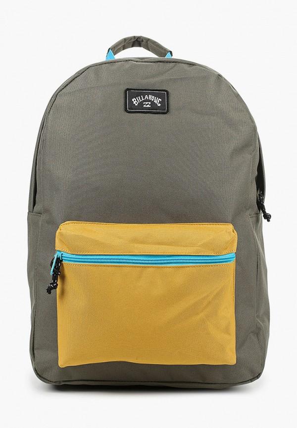 мужской рюкзак billabong, хаки
