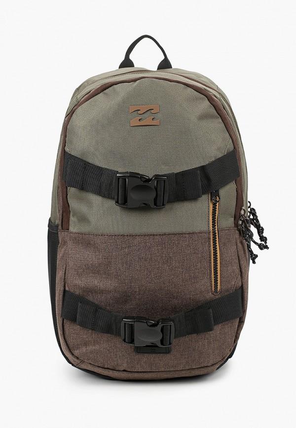 мужской рюкзак billabong, разноцветный