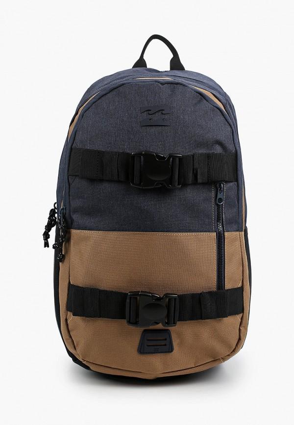 мужской рюкзак billabong, синий